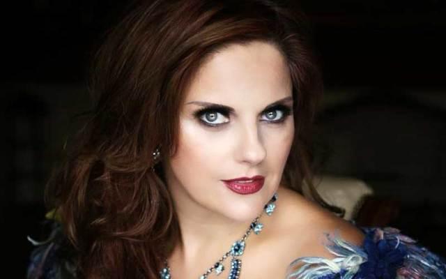 Irish classical soprano Celine Byrne.