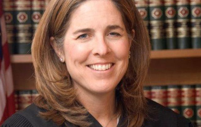 The honorable Judge Ann Donnelly.