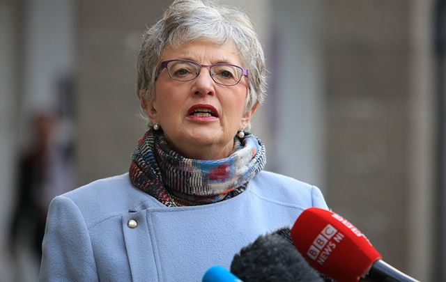 Minister for Children Katherine Zappone says US immigration officers should no longer have permission to work in pre-clearance facilities in Shannon and Dublin Airport follow President Trump's executive order.