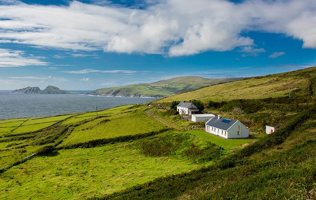 Twenty-percent of overseas inquiries into Irish property are now coming from the United States.