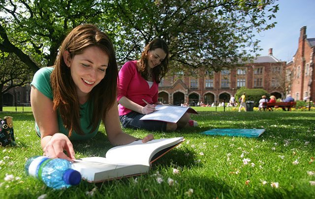 Described as Ireland's Oxbridge' the city center university allows you to study at a world-class university, make new friends and immerse yourself in another culture.