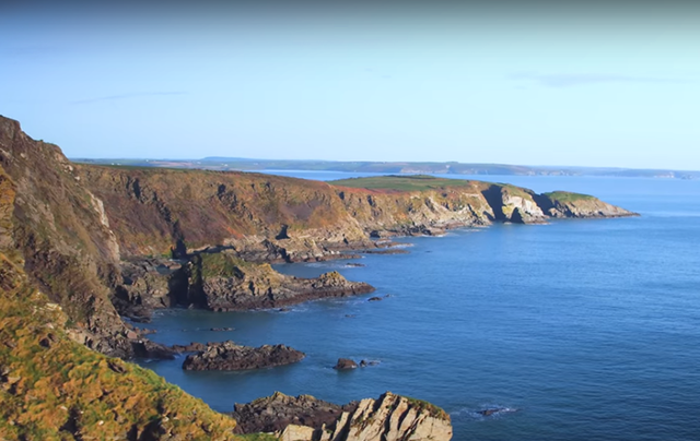 The Old Head of Kinsale, in West Cork.