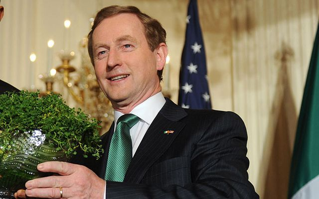 Irish Taoiseach Enda Kenny will visit President Trump in the White House this St. Patrick's Day. Do you agree with the meeting or should the Irish leader refuse the invite? Let us know your thought in this poll.