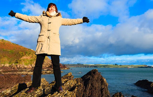 Been dreaming about a trip to Ireland? We want to make that happen.