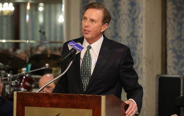 Dr. John Lahey.