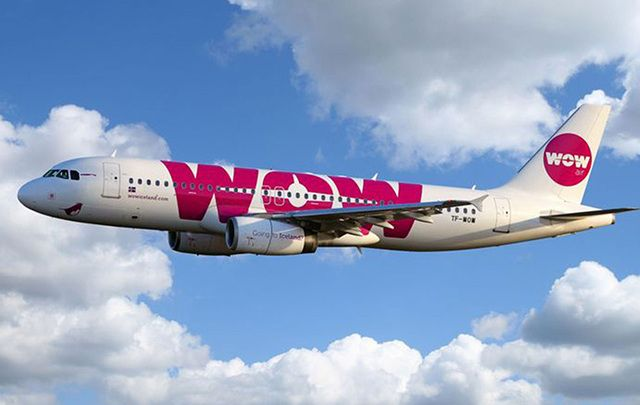 Our reporter, James Wilson, tries out Wow Air\'s route from Dublin to Iceland to New York.