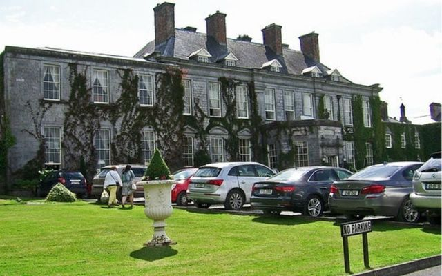 Dream of spending a magical Valentine\'s Day in an Irish castle such as Castle Durrow (pictured) in Co. Laois.
