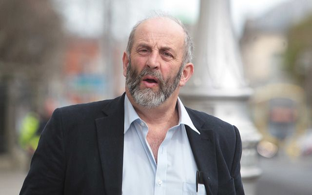 """""""God above is in charge of the weather,"""" said Danny Healy Rae, a legislator from Kerry who believes mankind has nothing to do with climate change."""