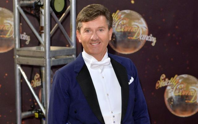 """Co. Donegal couple overwhelmed as a host of popular Irish singers, including Daniel O\'Donnell (pictured here on the red carpet for Strictly Come Dancing) break into a """"Catholic flashmob"""" during their wedding."""