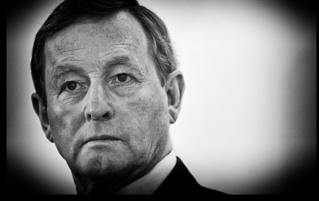 Taoiseach Enda Kenny's days are numbered.