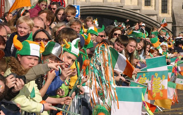 The countdown to St. Patrick's Day has begun! Check back here for all your St. Patrick's Day info, events and stories.