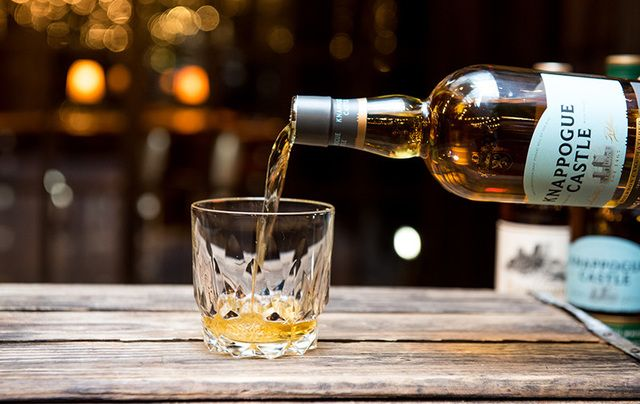 Want to enjoy a glass of Knappogue Castle whiskey in Ireland?