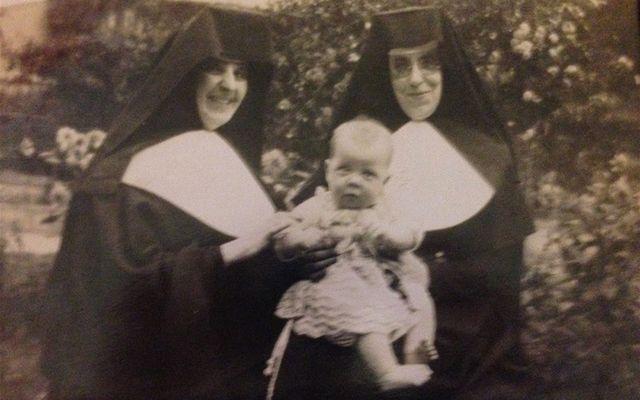 My grandaunt, Sister Genevieve Dwyer a nun in South Dakota.