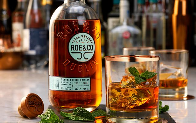 Roe and Co to become latest Irish whiskey to hit the shelves.