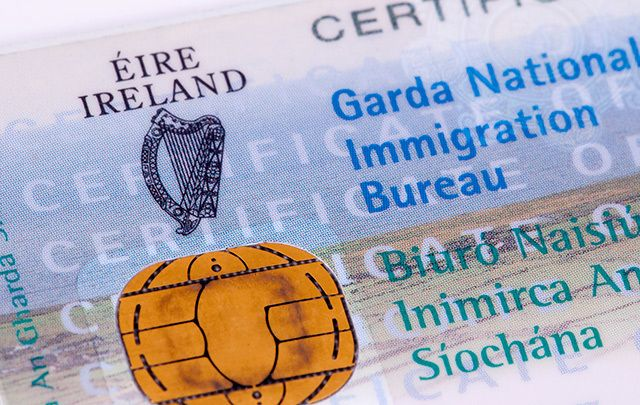 Department of Foreign Affairs reveals 230 temporary staff hired to cope with the increased number of Irish passport applications.