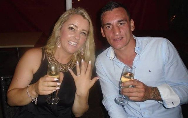 Cathrina Cahill stands accused of murdering her fiancee David Walsh. The couple from Wexford were engaged at New Year's and lived in Sydney, Australia.