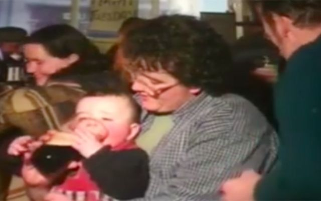 Steve Barron aka Pint Baby became a viral star when footage re-emerged of the 20-year-old guzzling down on a pint of Guinness in 1997.