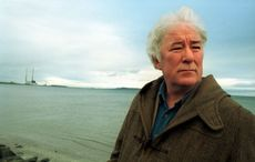 This Month in History: Seamus Heaney wins Nobel Prize for Literature