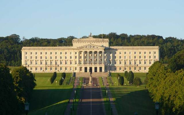 Parliament Buildings, Stormont, Belfast.