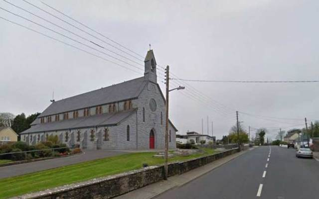 St Patrick's Church in Glenamaddy, Co Galway, will offer a drive-though service for Ash Wednesday.