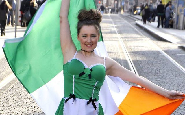 Sarah Mulligan, an actress and singer from Dublin, is launching a new website for Irish people who love President Donald Trump.