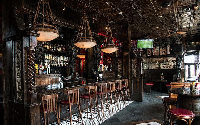 Hibernian Irish Pub & Restaurant in Raleigh, NC.