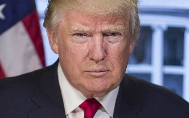 President Donald Trump will have a full schedule of events at the White House on March 16.