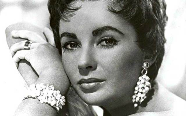 Jackie Kennedy was jealous of her husband's relationship with glamorous movie star Elizabeth Taylor.