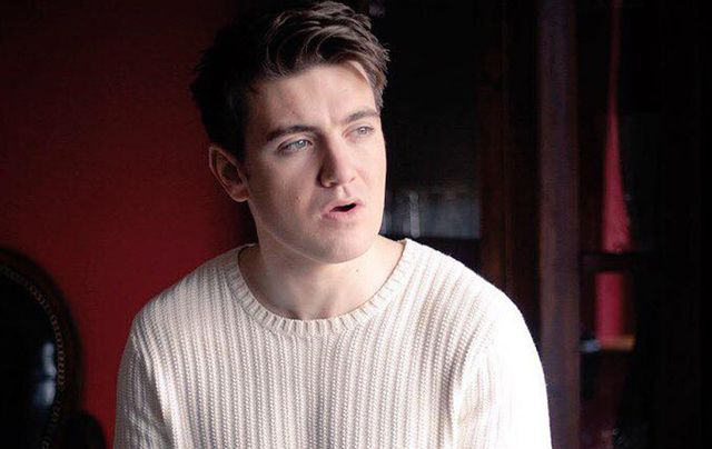Celtic Thunder tenor Emmet Cahill.
