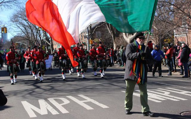 Drawing inspiration from the Proclamation of 1916, the St. Pat's forAll parade extended the hand of friendship to New York's LGBT, Muslim and immigrant communities.