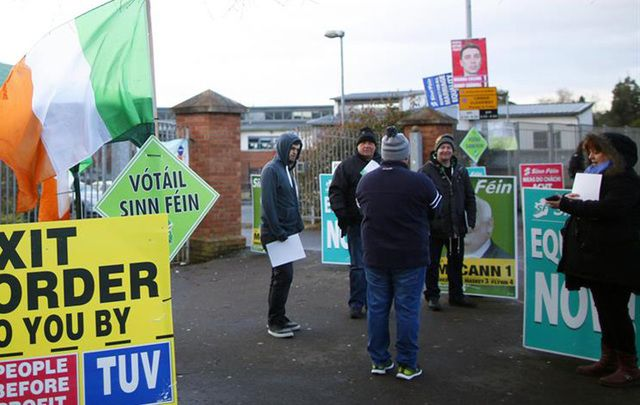 Northern Ireland went to the polls in their droves last week.