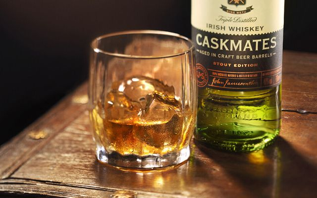 Jameson's latest offering sees their classic whiskey aged in stout barrels - what could be better for St. Patrick's Day?