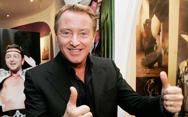 Michael Flatley is among the Irish-American celebrities included in the Sunday Times wish list this year.