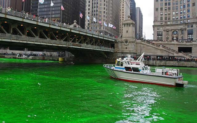 Where else in the US would have three St. Patrick's Day 2017 parades? Chicago lays out some stiff competition for March 17 festivities.