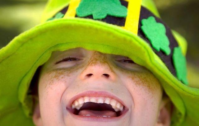 The kids will love this leprechaun trap craft