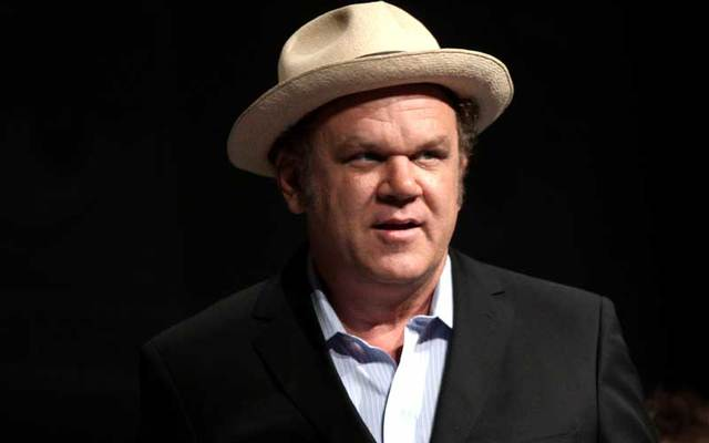 Actor John C. Reilly has revealed he is applying for Irish citizenship.