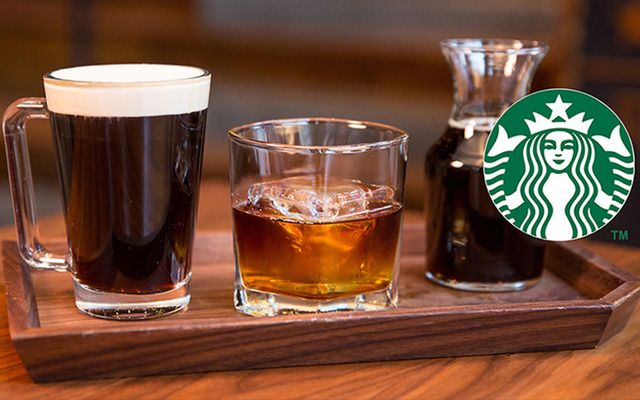 The new Irish Starbucks flavors come just in time for St Patrick's Day.