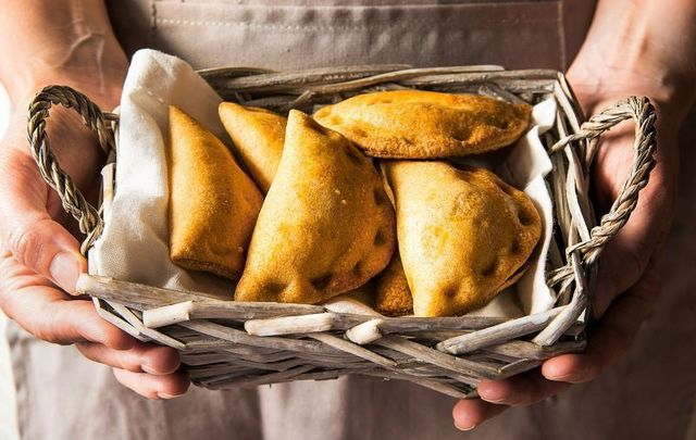 Guinness and beef empanadas is the combo you didn\'t know you needed for St. Patrick\'s Day