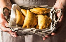 Guinness and beef empanadas recipe for St. Patrick's Day