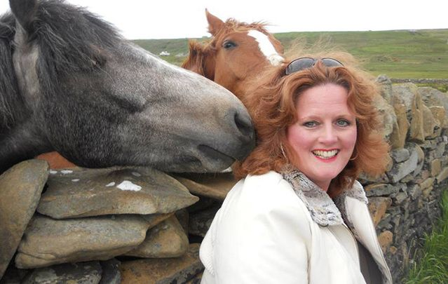 Kathy Maloney found a new home in Ireland during a dark time in her life.