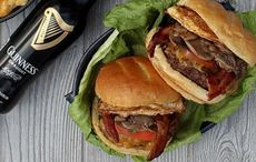 Better Breakfast Month - Would you eat this Irish Breakfast Burger?