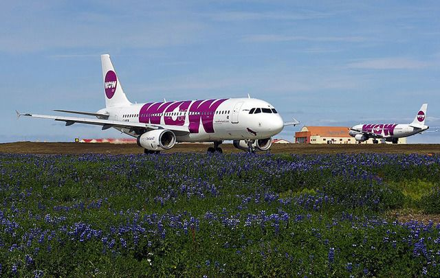 The USA to Cork Airport via Iceland with Wow Air - from $189.99 each way.