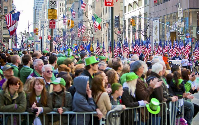 St. Patrick's Day is a memorable time for those proud to be Irish, and we asked a few of them what their favorite March 17 memories are.  One thing is for certain – Irish New Yorkers are proud of their roots!