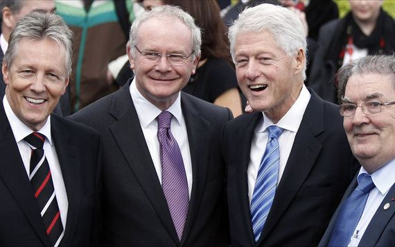 Former President Bill Clinton is likely to attend the funeral of Martin McGuiness tomorrow, Thursday, in Derry.