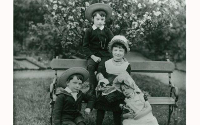 Patrick, William, Margaret and Mary Brigid Pearse.