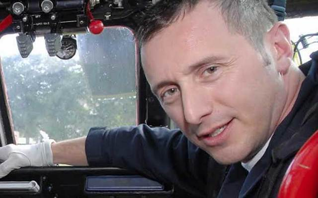 The body of Rescue 116's Captain Mark Duffy has been found.