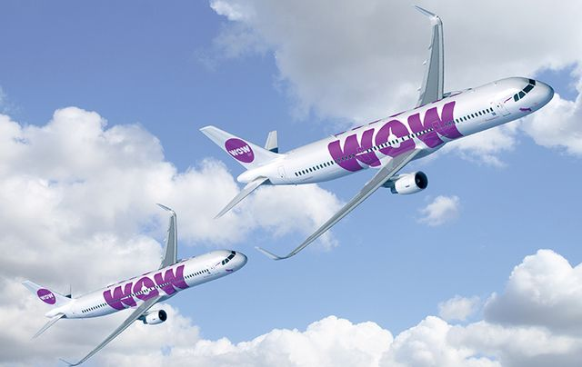 Low-cost Icelandic airline, WOW air, announced a new Irish flights from $150 one-way.