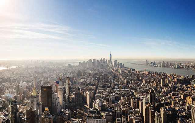 """""""Come and see the New York that I see, love the New York that I love, walk around in it and live it and breathe it and understand why I and so many others move here, and decide never to return."""""""