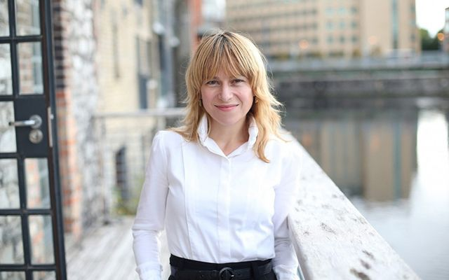 Dublin Commissioner for Startups Niamh Bushnell.