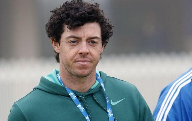 Northern Ireland golf champ, Rory McIlroy.